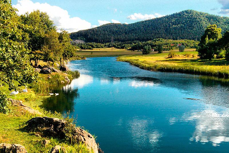 Gacka River | Plasinia
