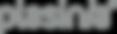 Gray Logo | Plasinia