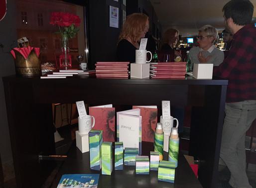 Plasinia at Book Cafe Paradiso | Otocac