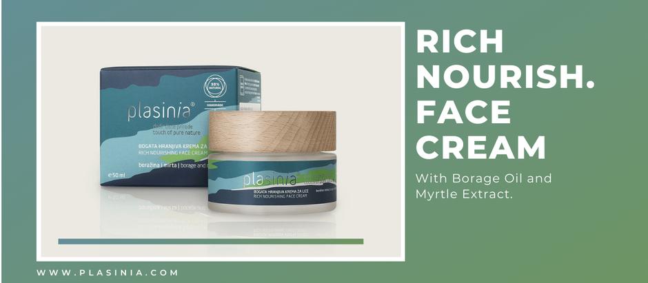 Rich Nourishing Face Cream