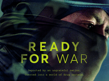 Showtime and CBS Veterans Network invite you to an advanced screening of Ready For War Documentary