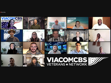 ViacomCBS VetNet Hosts Their Latest Meet and Greet with Jo Ann Ross and Chris Simon from Ad Sales