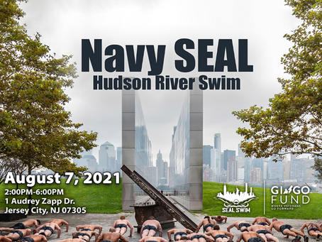 The ViacomCBS Veterans Network Attended Annual Navy SEAL Swim and Run Event Organized by GI Go Fund