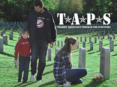Support our Families who are grieving a Military Loss
