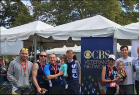 CBS Triathalon Team