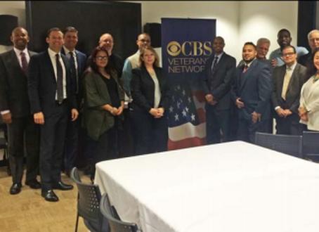 Veteran Breakfast Held at CBS Headquarters in New York