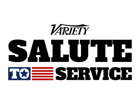 CBS Veterans Network supported and attended Variety's Annual Salute to Service