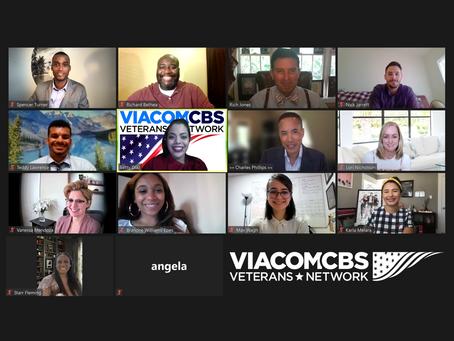 ViacomCBS Veterans Network Mentor Veterans from the POSSE Foundation