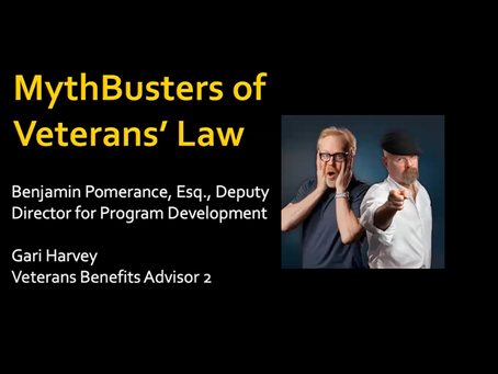 ViacomCBS Welcomes the New York Division of Veteran Services for Veterans Benefits Session