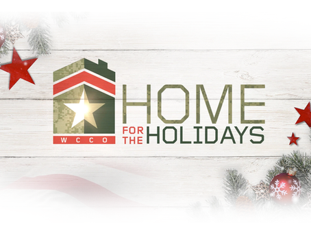 For the third consecutive year, WCCO's Home for the Holidays campaign raises attention!