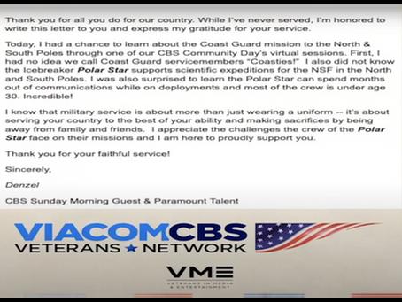 ViacomCBS Veterans Network participates in ViacomCBS' Virtual Community Day with VME