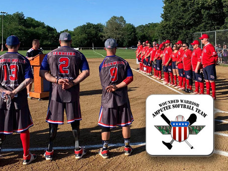 Wounded Warrior Amputee Softball Team, USA PATRIOTS