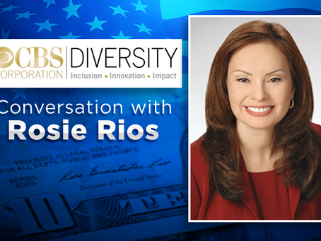 CBS Diversity Open House and a Conversation with Rosie Rios