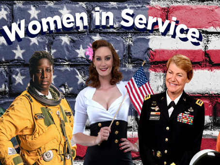 Honoring & Celebrating Women in Service