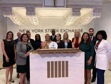 New York Stock Exchange Visit