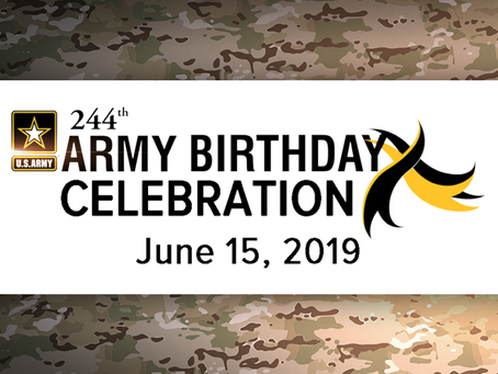 CBS Veterans Network - Army 244th Birthday Tribute