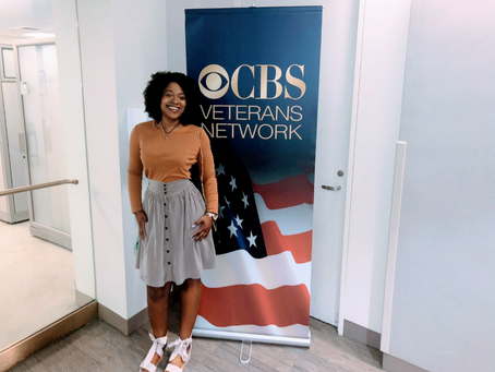 My CBS Veteran Internship by Tiffany Pilgrim