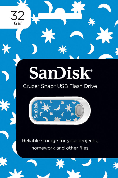 Sandisk Cruzer Snap- 32gb