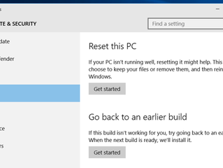 How to run a System Restore when your computer won't boot into Windows