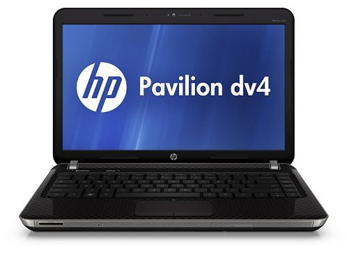 HP Pavilion DV4 C2D SSD Windows 10 Pro x64
