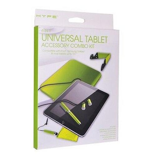 HYPE Green universal tablet combo kit