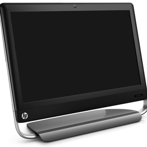 """HP Touchsmart 530 -23"""" All In One PC"""