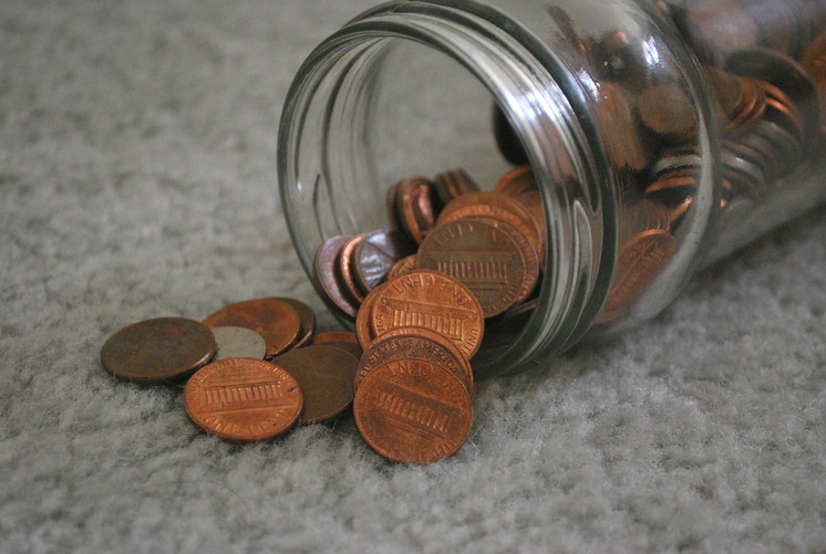 How Many Pennies are in Your Jar?