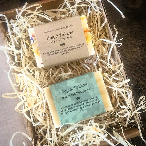 Hog and Tallow Gift Box (small)