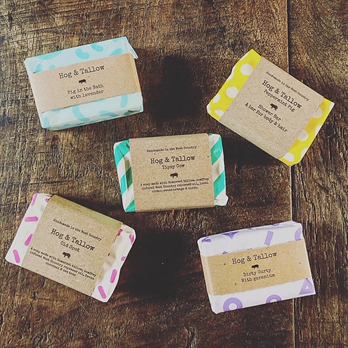 Lucky Dip Gift Wrapped Soap