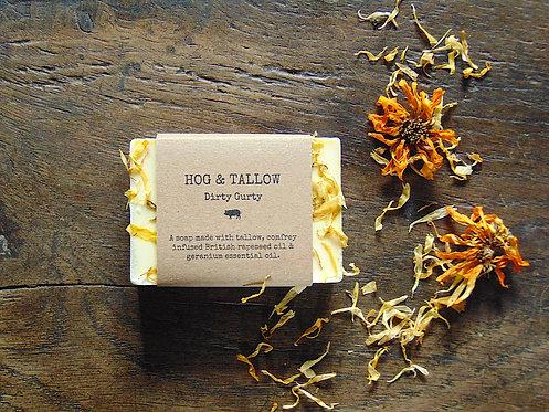 Dirty Gurty - Geranium soap