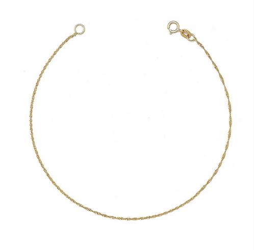 Rope Chain, Bracelet