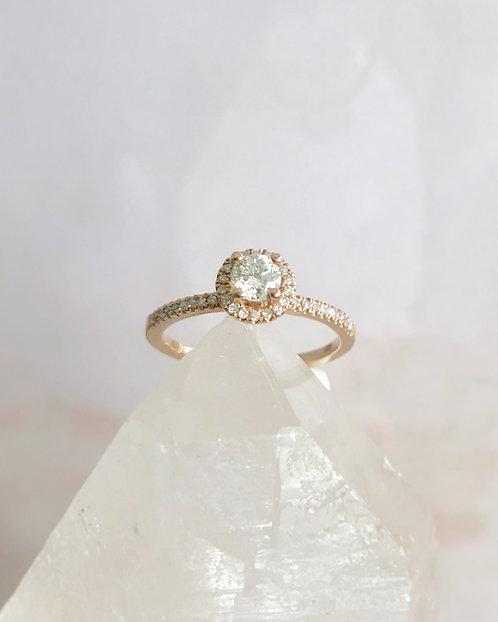 Elsa Ring, White Diamond
