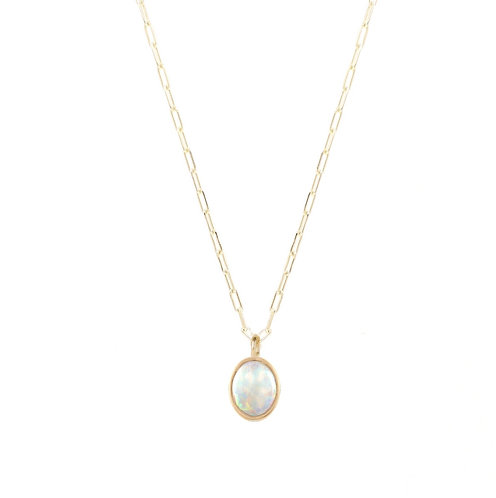 Oceana Pendant, Opal