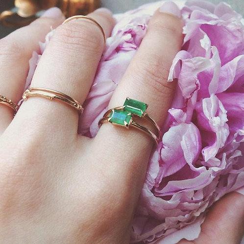 Tempest Ring, Emerald