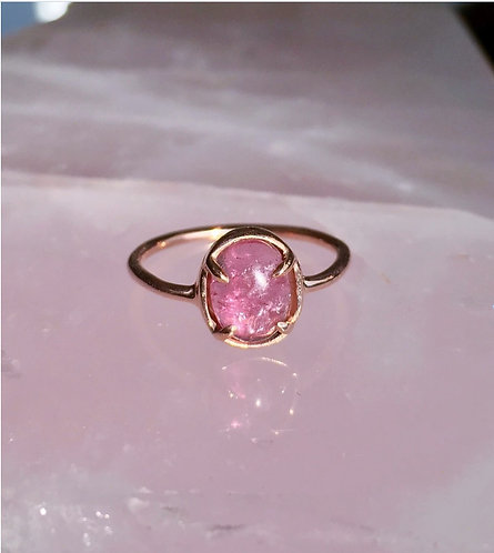 Cassis Ring, Tourmaline