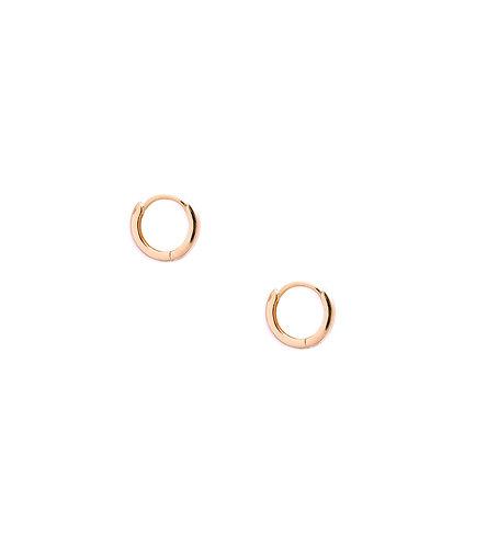 Petite Hoops, Huggie Earrings