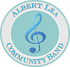 Official Albert Lea Community Band Logo 2017