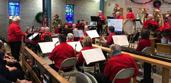 Albert Lea Communiry Band United Methodist Church 2