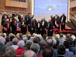 Harmony Junction Mens Chorus United Methodist Church December 10