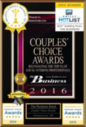 Awards for Best Wedding Band - Philadelphia, PA