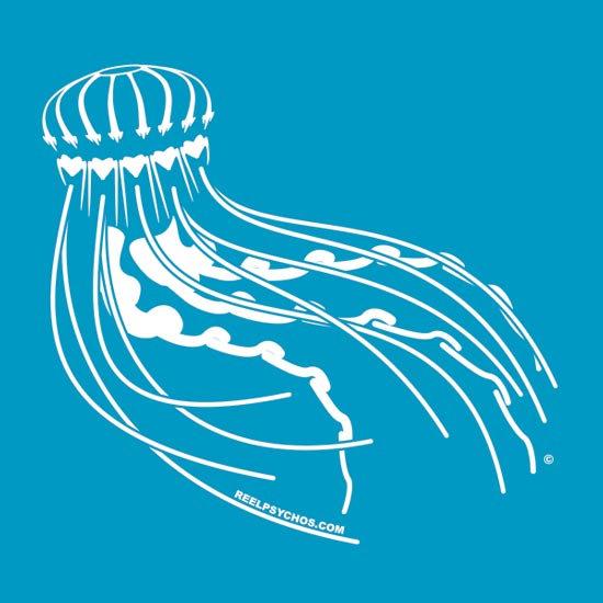 Jellyfish Women's V Neck*