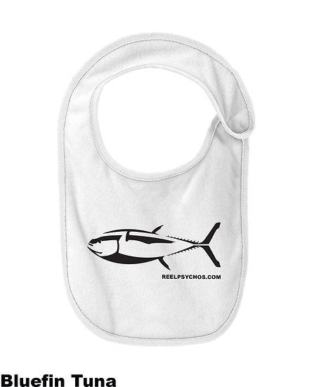 Bluefin Tuna Baby Bib