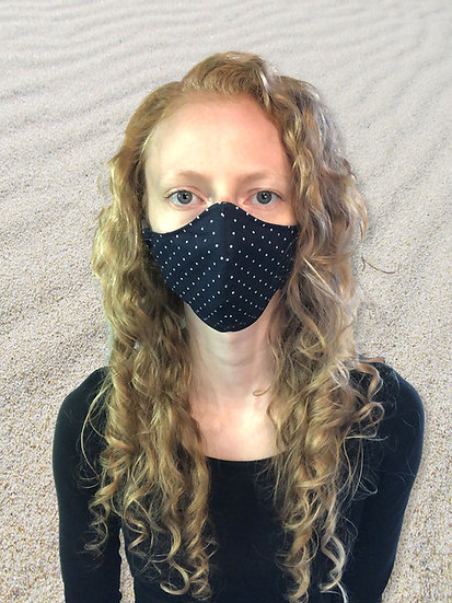 Fitted Fabric Mask