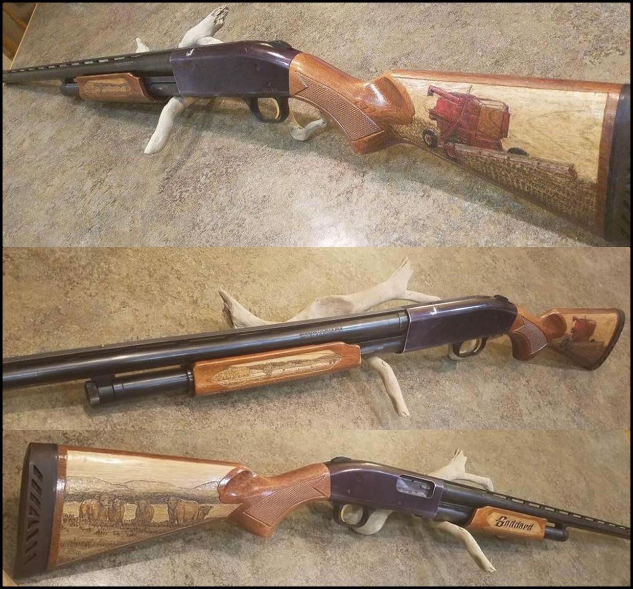 Grandpa's Shotgun