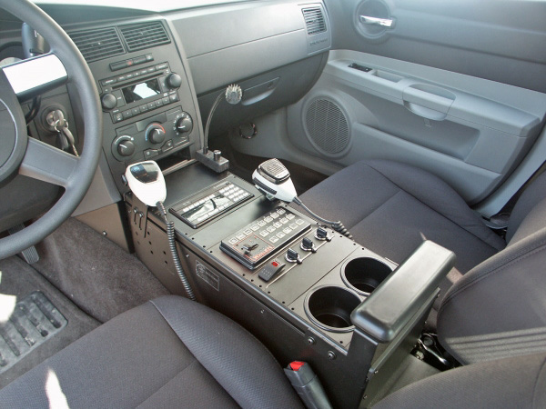 charger console