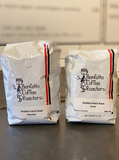 Benfatto Coffee 12oz Bag