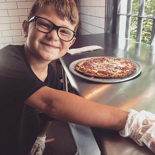 DIY Personal Pizza Kit