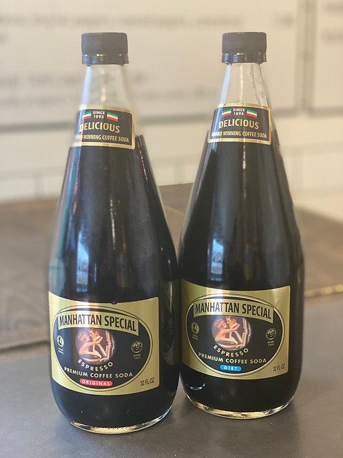 Premium Coffee Soda