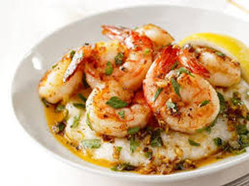 Shrimp & Grits (3-4 People)