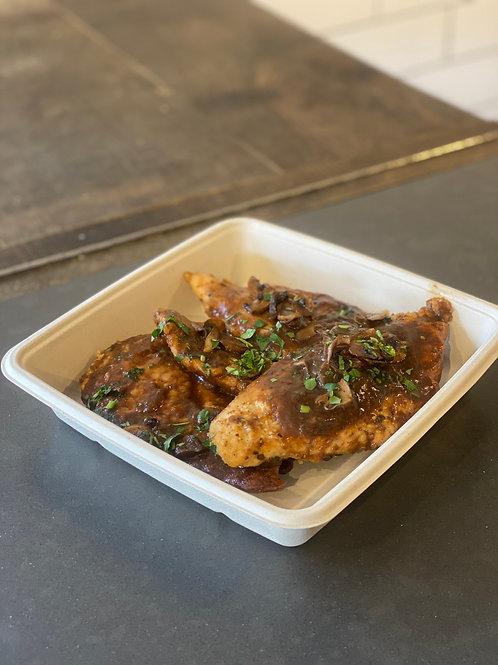 Chicken Marsala (4)